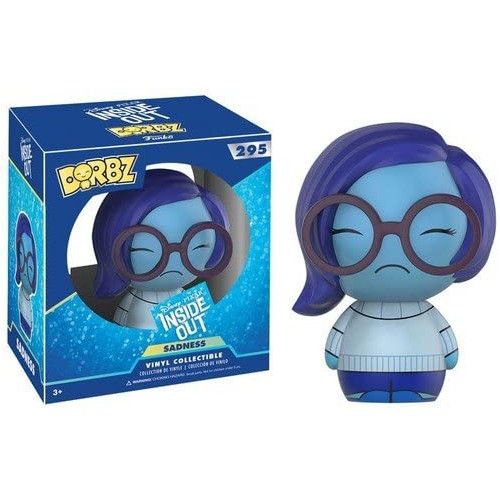 Dorbz Disney Pixar Tristezza Inside Out n.295