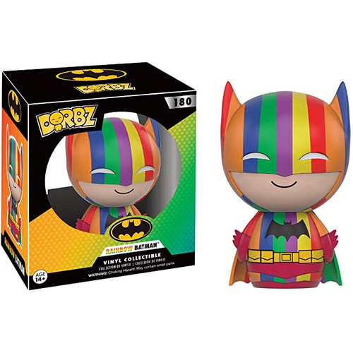 Dorbz DC Batman Rainbow n.180 EXclsuive